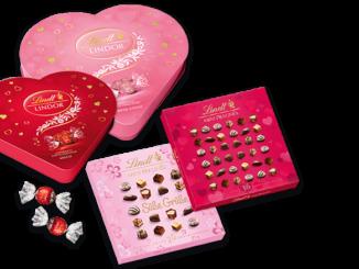 Lindt Schokoladen Paket