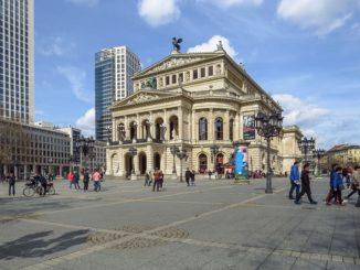 Reise nach Frankfurt