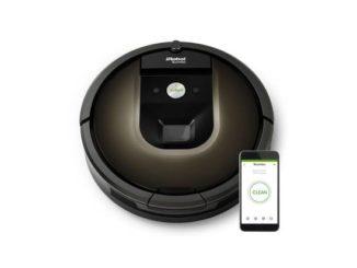 iRobot roomba980