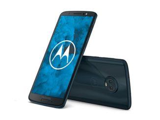 Motorola G6 gewinnen