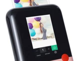 Polaroid Pop Sofortbildkamera