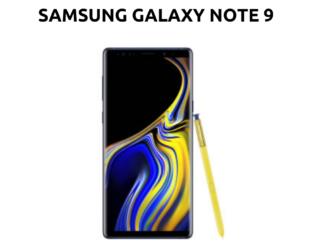 Samsung Galaxy Note 9 Gewinnspiel