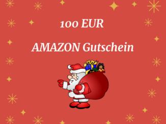 100 EUR AMAZON Gutschein