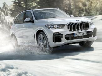 BMW X5 zu gewinnen für sechs Monate