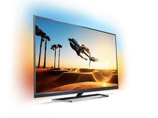 Philips 4K UHD Fernseher zu gewinnen