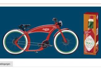 E-Bike mit Netto gewinnen