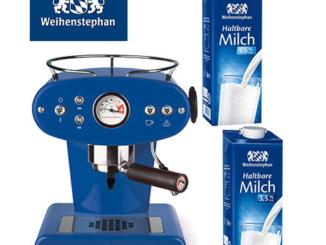 Espressomaschine von illy zu gewinnen