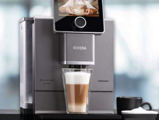 Nivona Kaffeevollautomat zu gewinnen
