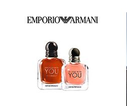 Emporio Armani Düfte zu gewinnen