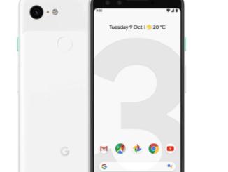 Google Pixel 3 Handy