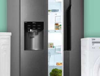 LG Kühlschrank zu gewinnen
