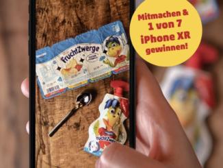 iPhone XR zu gewinnen