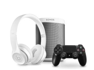 Sonos Box, Playstation 4 und Beats Kopfhörer zu gewinnen