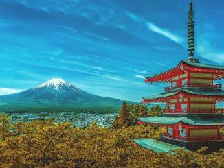 Japan Reise zu gewinnen