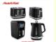 Toaster, Kaffeemaschine und Wasserkocher mit Mediamarkt gewinnen
