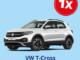 VW T-Cross zu gewinnen