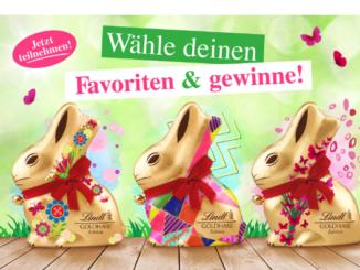Lindt Oster Schokoladenpakete gewinnen