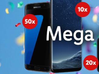 Samsung Galaxy S8 zu gewinnen