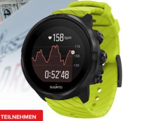 Suunto Smartwatch zu gewinnen