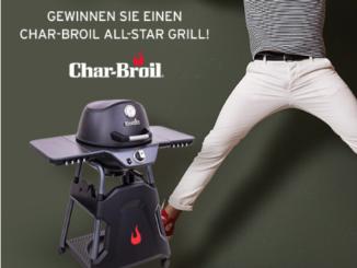 Charbroil Grillstation zu gewinnen