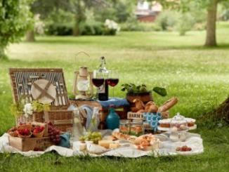 Picknickkorb zu gewinnen