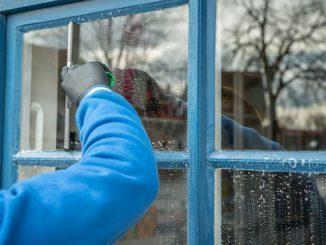 Schluss mit Fensterputzen