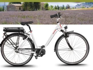 Telefunken E-Bike zu gewinnen