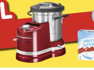 Kitchen-Aid Cook Processor im Wert von 1.200 EUR