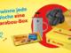 Marabou Box zu gewinnen