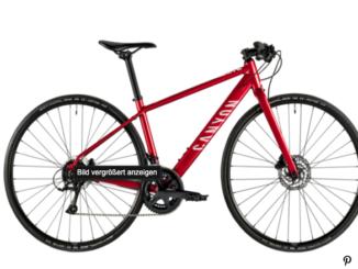 Canyon Fahrrad zu gewinnen mit Vogue