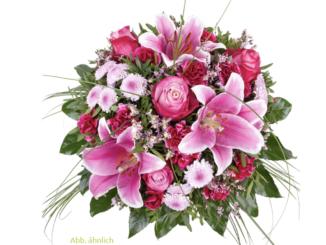 Blumenabo für ein Jahr zu gewinnen