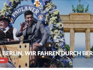 Berlin Wochenende mit Paulaner gewinnen