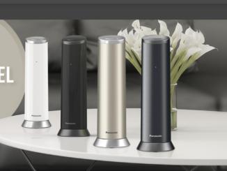 Panasonic Design Telefone zu gewinnen