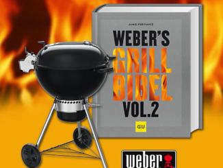 Weber Grill Master Touch zu gewinnen