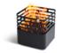 Design Feuerkorb Cube zu gewinnen