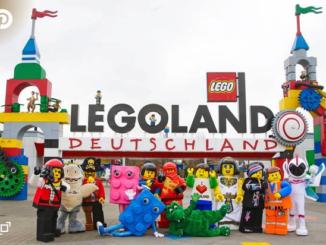 Familienwochenende im Legoland inklusive Jahreskarte zu gewinnen