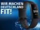 3 Fitbit Charge Fitness-Armbänder zu gewinnen