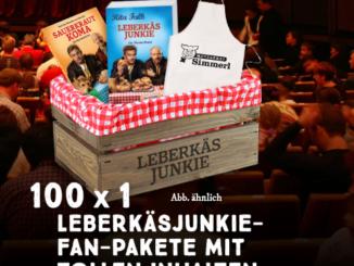 100 Leberkäs-Pakete zu gewinnen