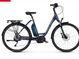 E-Bike von Kreidler zu gewinnen