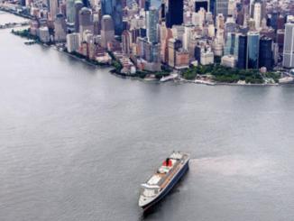 New York Kreuzfahrt nach England zu gewinnen mit der Queen Mary