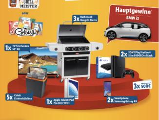 BMW i3 und viele weitere Preise beim Lidl Sommer-Gewinnspiel