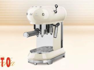 SMEG Espresso-Maschine zu gewinnen