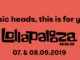 Lollapaloza Festival