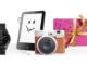Samsung Galaxy Smartwatch zu gewinnen und 100 EUR Amazon Gutscheine