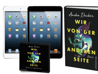 iPad Mini und spannende Hörbücher zu gewinnen