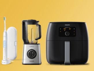 Philips Mixer, Elektrozahbnbürste und Airfryer zu gewinnen