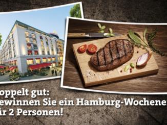 Hamburg-Wochenende mit Blockhouse Essen zu gewinnen