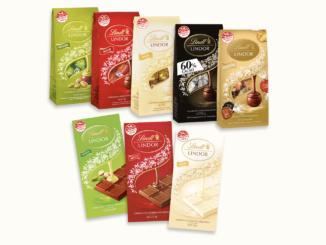 5x Lindor Schokolade deiner Wahl zu gewinnen