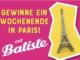 Paris Reise zu gewinnen