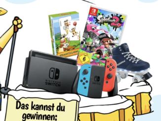 Nintendo Switch Splatoon 2 zu gewinnen